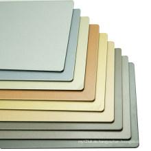 3 mm dekorative einfarbige ACP-Panels
