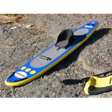 Blue Paddle Inflatable Sup Board Kayak with Chair