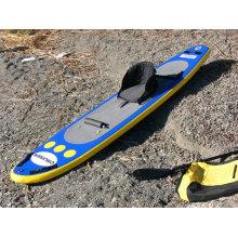 Blue Paddle inflável Sup Board Kayak com cadeira
