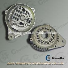 Carcasa de motor de alta calidad para automóviles carcasa de aluminio fundido a presión
