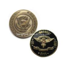 Fábrica por mayor personalizado mejor calidad moneda