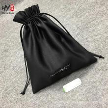 Precioso bolso de satén precioso con bordado