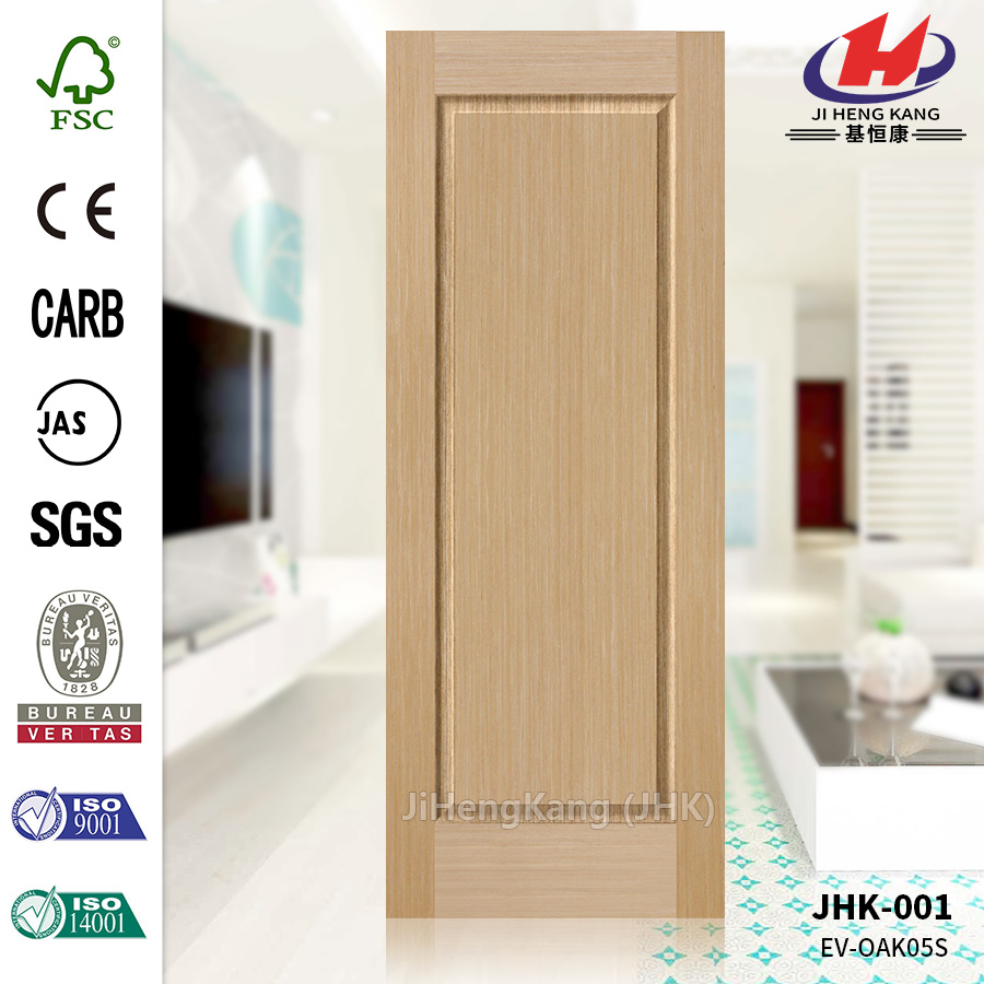 JHK-001 Used Oak Solid Wood Unique Interior Doors