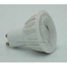 Nouvelle ampoule LED Daylight 90degree GU10 5W COB
