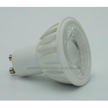 New Daylight 90degree GU10 5W COB LED Bulb