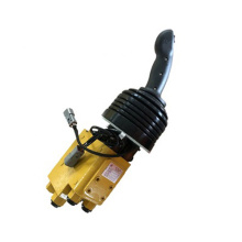 Рычаг управления джойстиком погрузчика SDLG DXS-00-B1 4120006641
