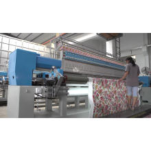 Cshx-322 Quilting with Embroidery Machine for Garments