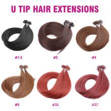 Top Qualité En Gros U Astuce Extensions de Cheveux Humains