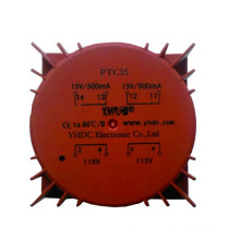 toroidal audio transformer /mini transformer 110V 12V 35VA