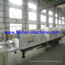 Machine de formage de rouleaux de toiles de voûte Bh-120 Arch