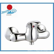 Combinaison en laiton Robinet de lavabo à robinet de baignoire à un seul manche (ZR21604)