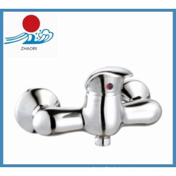 Messing Körper einzigen Handgriff Bad Wasserhahn Wasser Wasserhahn (ZR21604)