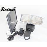 100 LED Double Head Solar Powered Motion Sensor Activated Security Light 100LED solar sensor security light led solar light
