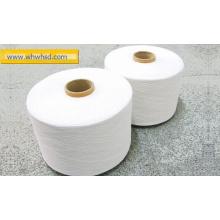Rohes weißes Baumwollmodal Garn