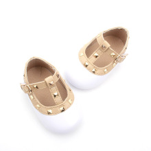 T-Bar Baby Girl Dress Fancy Mary Jane Shoes