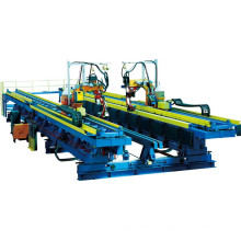 H- beam assembling machine