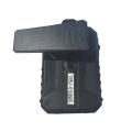 ГПС датчик ambarella А7 Полиций DVR ИК ночного видения Водонепроницаемый 1080p Несенная телом камеры для полиции