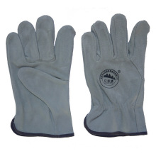 10 Inch Leather Working Safety Driving Gloves for Drivers