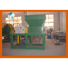 Plastic Shredder with single and two shafts