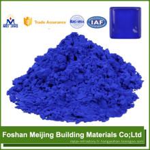 bonne qualité meilleur prix holi couleur poudre pour la fabrication de mosaïque