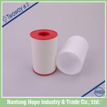 Bobine en plastique paquet zinc oxyde médical plâtre
