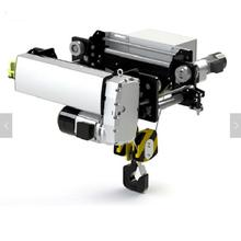 Europe style 0.25 ton wire rope electric hoist