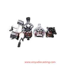 China Factories for China Automobile Die Casting Die,Motorcycle Die Casting Die,Automobile Engine Flywheel Die Supplier HPDC Automobile AC air-compressor housing export to Grenada Factory