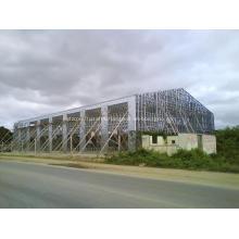 Factory Made Light Gauge Steel Frame Workshop