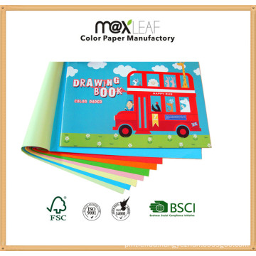 Size 250*180mm 15sheets Spiral Drawing Books