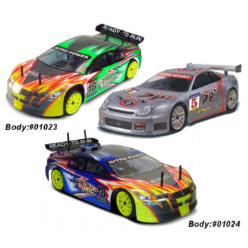 Nitro Power RC Hobby Radio Style de contrôle 1/10 RC voiture