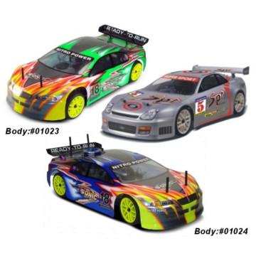 Nitro Power RC Hobby Radio Control Style 1/10 RC Car