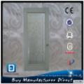 Terrassentür von Fangda Steel Full Glass Door