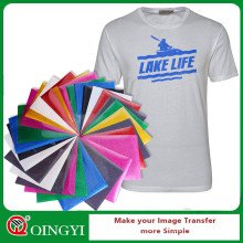 2016 new design heat transfer vinyl for clothing