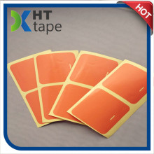 Die Cutting Red Liner Pet Double Sided Tape