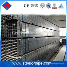 Bestes verkaufendes Einzelteil q235 galvanisiertes Stahlrohr