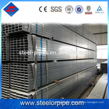 Best selling items q235 galvanized steel pipe