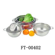 Passoire en acier inoxydable de haute qualité (FT-00402)