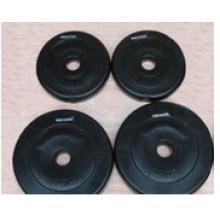 Cemento la barra, con mancuernas de peso con el SGS (USH-1401)