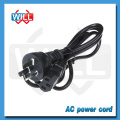 SAA Approved Australia Power Cord with IEC Plug