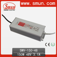 150W 48VDC 3.1A IP67 Waterproof LED Driver Switching Power Supply