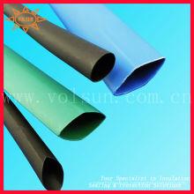 Tubo termocontraíble ignífugo de pared ultra delgada