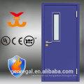 BS 476 entrada exterior anti fuego puerta de acero