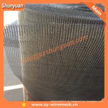 Preço de fábrica de Shunyuan !! Venda quente janela de aço inoxidável de triagem, rede de malha de arame