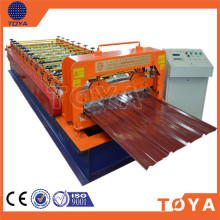 China Supplier carport skylight roof sheet forming machinery Manufacturer