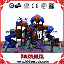 Playground ao ar livre de alta qualidade excelente do projeto para o parque de diversões