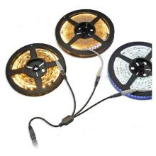 1 hembra de CC a 2, cable de conexión macho de 3,4,6,8 CC Alimentación de CC Cable de adaptador de divisor LED Conector de CC de LED para tiras Paquete