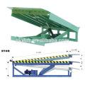 8 t Niveleur de quai hydraulique stationnaire d'entrepôt