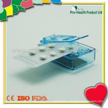 Рекламные медицинские пластиковые таблетки Popper