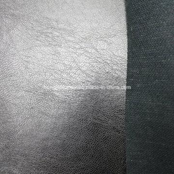 Couro sintético macio para sofá com alta qualidade