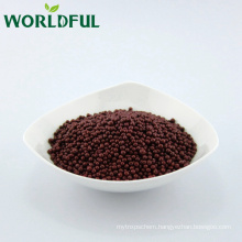 Plant original Long term Slow release type Resign coated Amino acid NPK granule granular 13-1-2 organic fertilizer